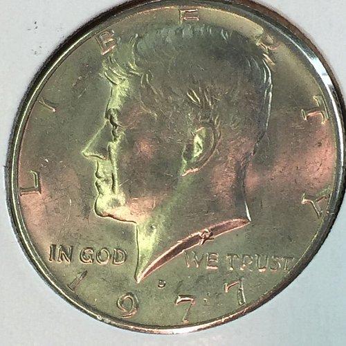 1977-D Kennedy Half Dollar (40311)
