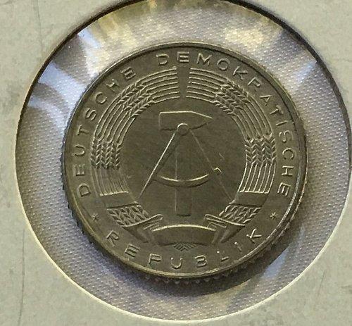 1971 A German-Democratic Republic 50 Pfennig