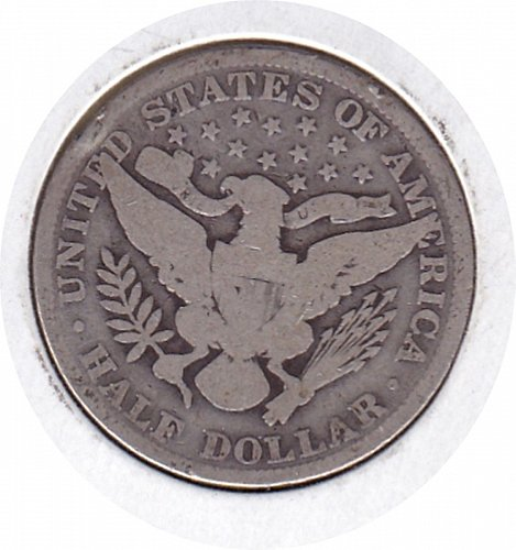 1901 Barber Half 50c (n013)