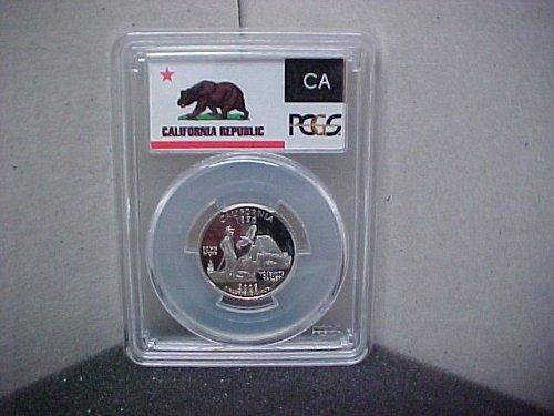 2005-S 25C PCGS California Silver