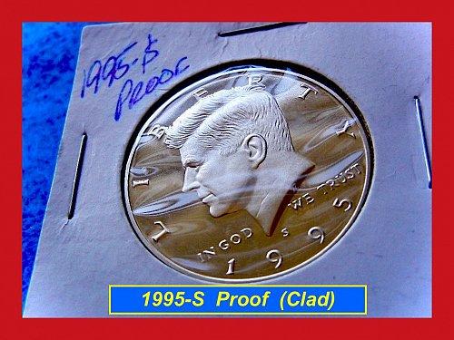 """1992-S SILVER PROOF Kennedy Half Dollar ••""""GEM PROOF""""    (#1530)"""
