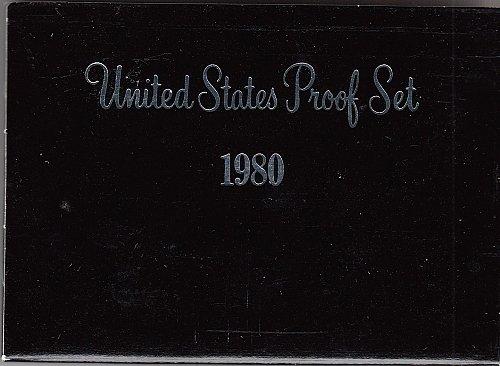 U.S. 1980 Proof Set   /  WM-3