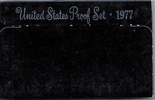 U.S. 1977 Proof Set   /  WM-4