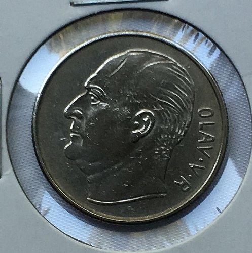 1973 Norway 1 Krone