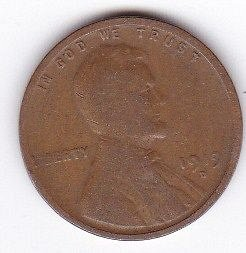 1919 D..ONE CENT FINE COIN