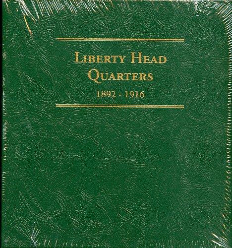 Littleton 1892-1916 Barber Quarter Album LCA26