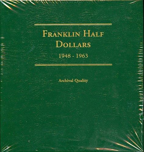 Littleton  1948-1963 Franklin Half Dollar Album LCA6