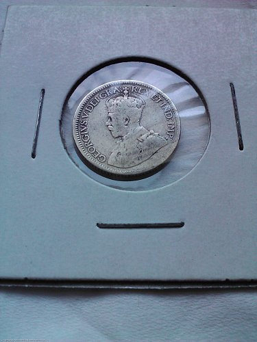 1918 CANADA 10 CENT DIME UNGRADED LOW SHIPPING