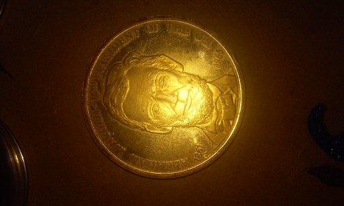 lincoln commemorative coin