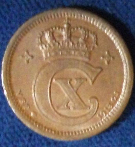 1913(h) VBP GJ Denmark Ore UNC