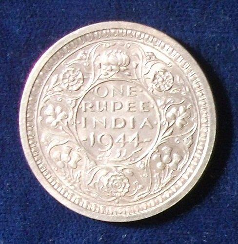 1944(b) India/British Rupee AU