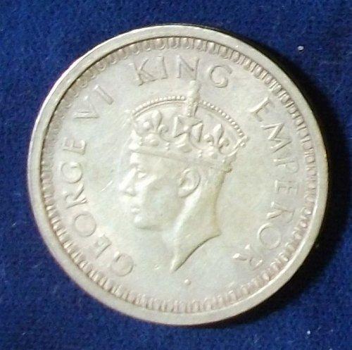 1945(b) India/British Rupee XF