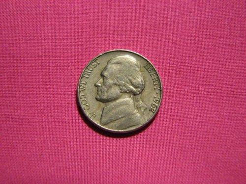 1962  Jefferson Nickels