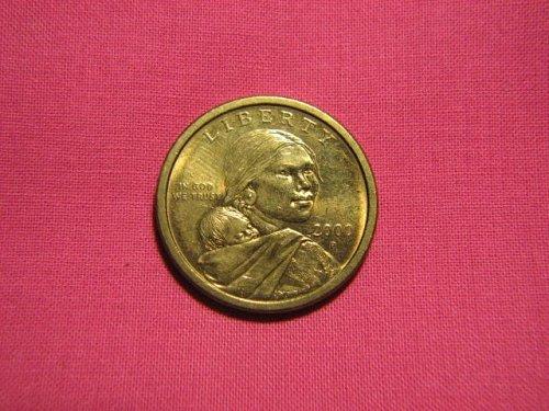 2000 P Sacagawea Dollars