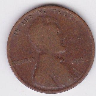 1926 P  ..CIRCULATED LINCOLN FINE COIN