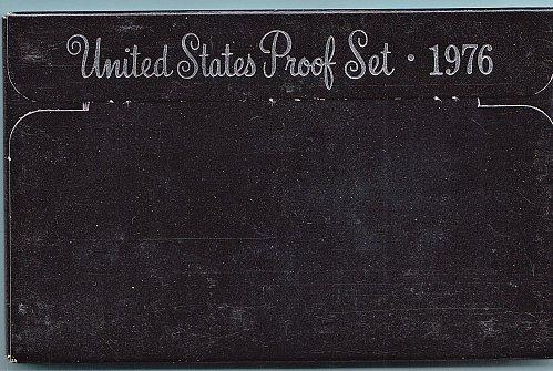 U.S. Proof Set: 1976   / WM-13