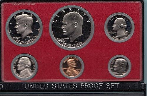 U.S. Proof Set: 1976   / WM-13