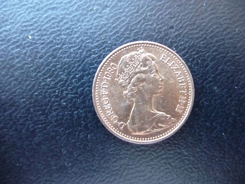Great Britain       1980 new penny