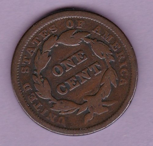 1942 Large Cent     (#200)