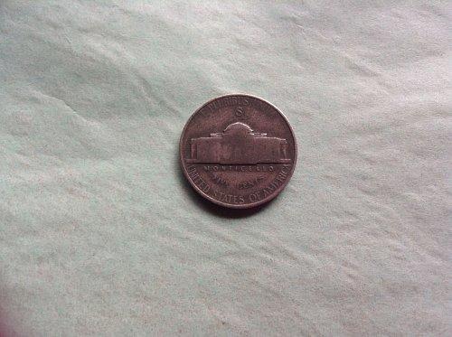 War time Nickel