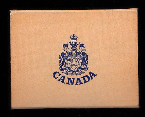 Canadian:  Elizabeth II  Silver Jubilee 1952-1977  Silver  Dollar Uncir. / WM-27