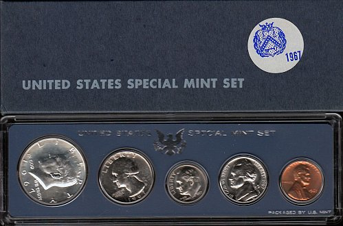 U.S. Special Mint Set of 1966  / WM-29