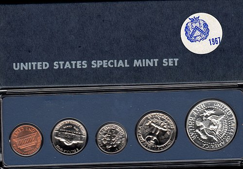 U.S. Special Mint Set of 1966  / WM-29