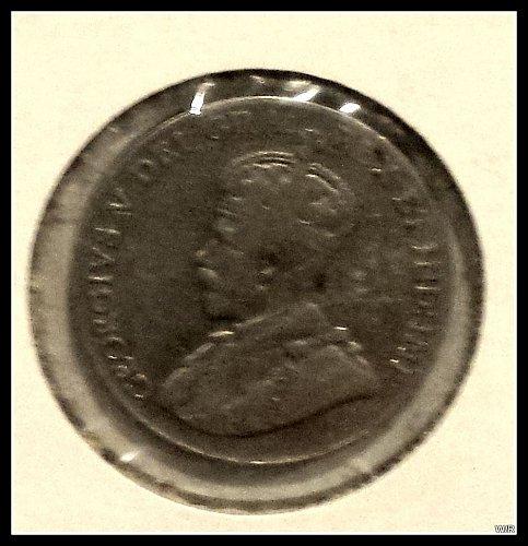 1928 Canadian Nickel