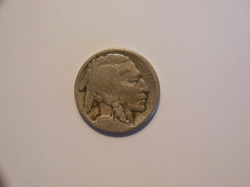 1914-P Buffalo Nickel