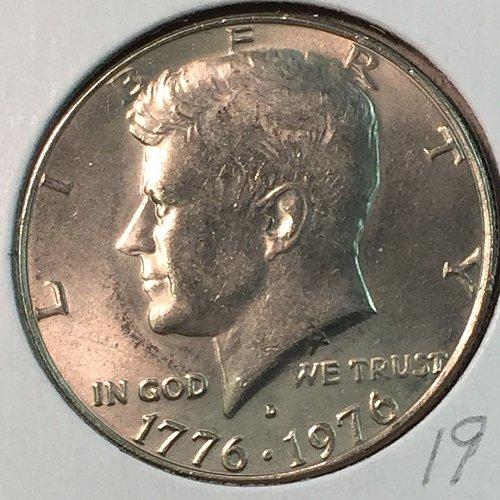 1976-D Kennedy Half Dollar (40266)