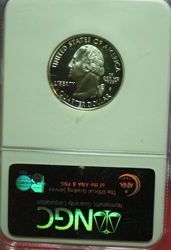 2000 S New Hampshire State Quarter ***Silver Proof***