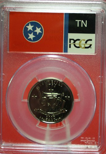 2002 S Tennessee State Quarter