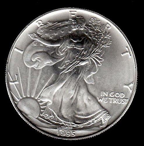 American Silver Eagle - 1995    /   DR-20