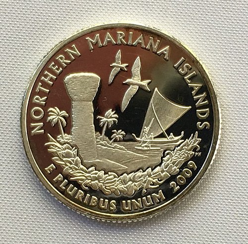 2009 S Northern Mariana Islands - Silver Proof