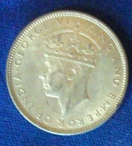 1938 Jamaica Penny UNC