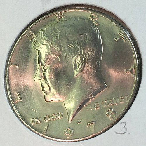 1978-D Kennedy Half Dollar (40317)