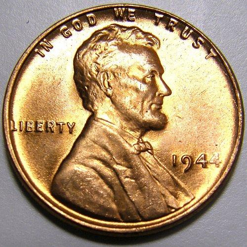 1944 P Lincoln Wheat Cent #3