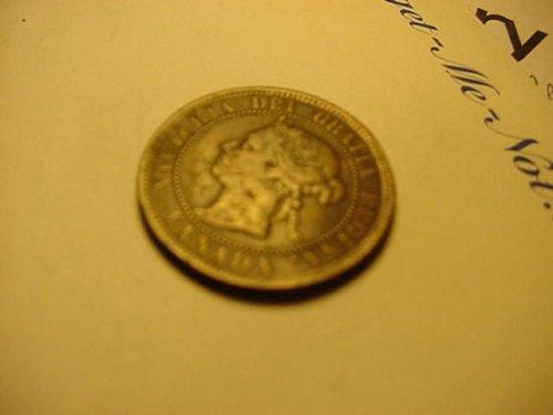 1887 cent canada