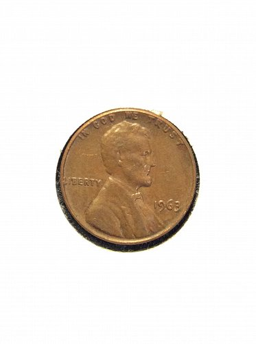 1963 P Lincoln Cent