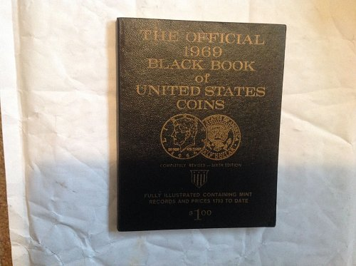 Vintage, 1969 Coin Book. Rare. Highly Collectable.