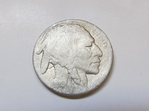 Quality restored to V.F. details 1915-D Buffalo Nickel.