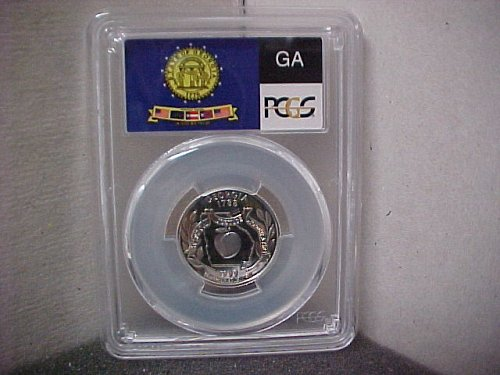 1999-S 25-C PCGS Washington Silver State Quarter