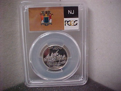 1999-S 25-C PCGS Washington Silver State Quarter