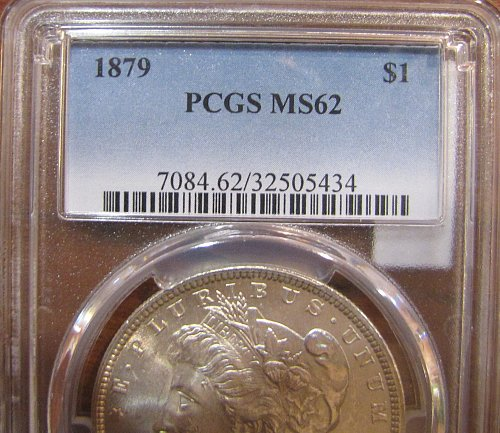 Oh, what a beautiful money!l '79-P Morgan