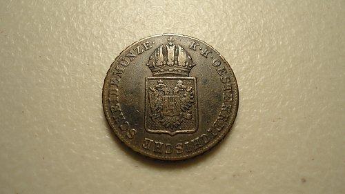 AUSTRIA 1816-A KREUZER