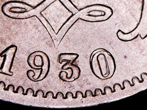 BELGIUM 1930-31  5 CENTIMES -DUTCH