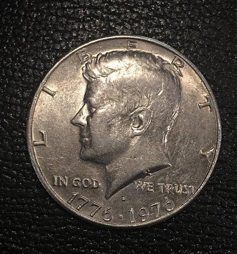 1976 D bicentennial