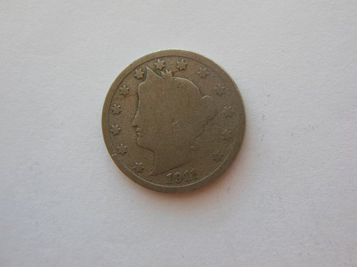 1911 Liberty V Nickel