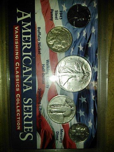 Americana Series - Vanishing Classics Collection