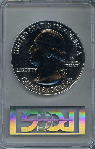 2010-25C-Grand-Canyon-Five-Ounce-Silver-PCGS-MS69-Prooflike  2010-25C-Grand-Cany